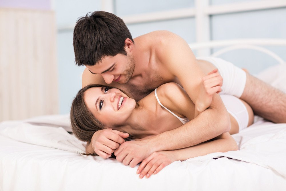 Sleeping naked is good for your relationship