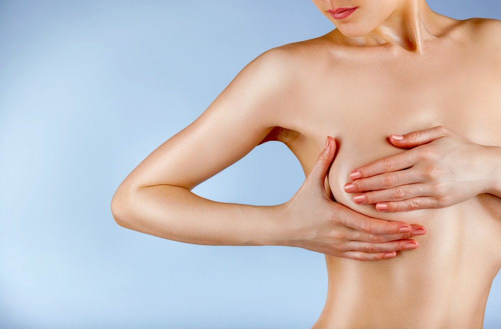 Dense Breast Tissue Signals Higher Risk For Breast Cancer