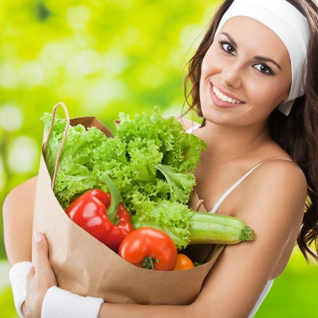 Buying natural food