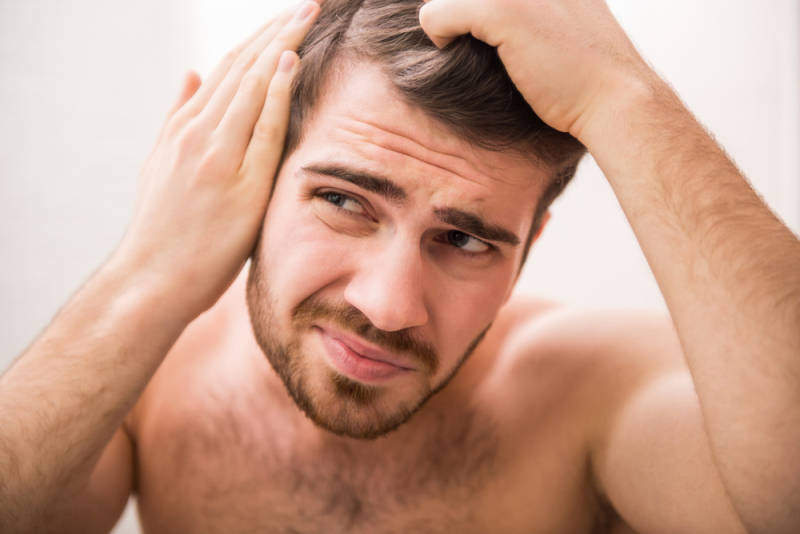 Dear Men, Here  Are 12 Helpful Tips To Prevent Future Hair Loss