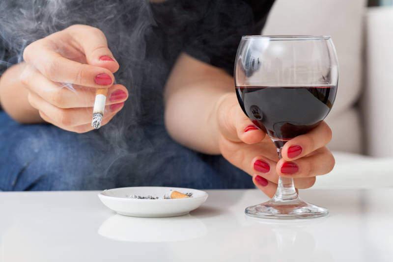 Smoking & Alcohol