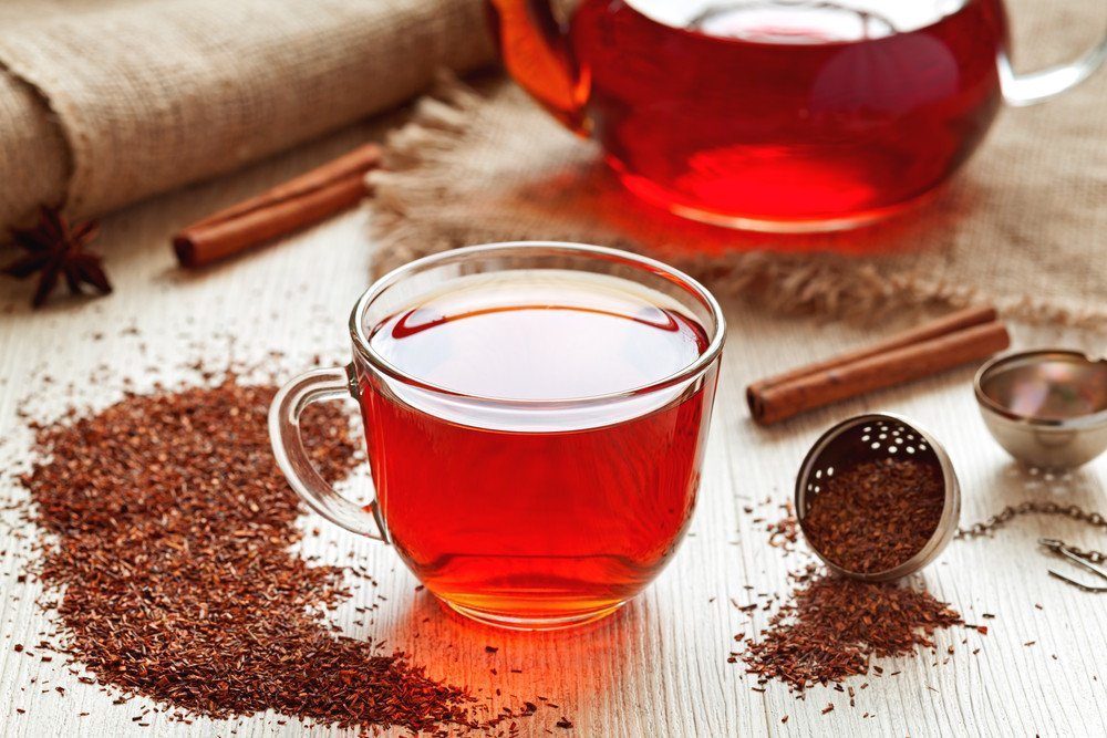 A Cup of Rooibos Tea May Help Improve Your Fertility