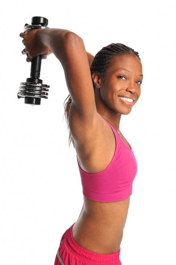 exercise and muscle movement