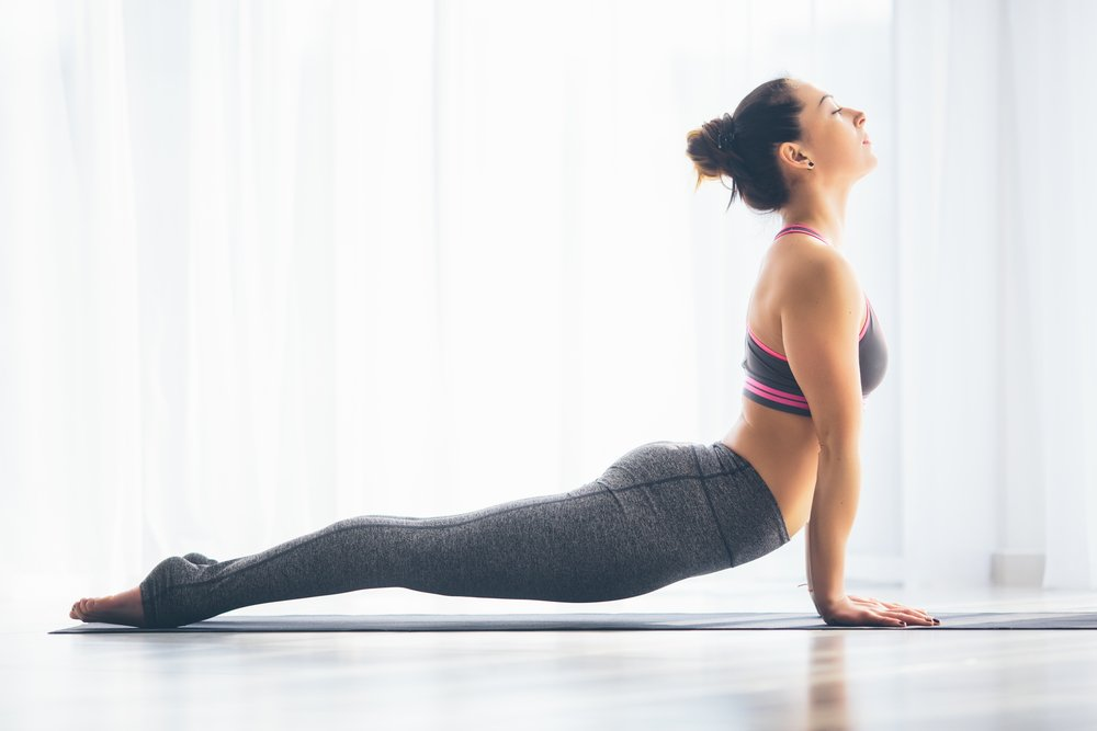 The 5 Yoga Poses That Will Improve Your Health