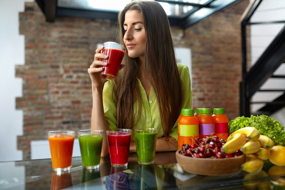 Juicing For Vitality: Get Live Nutrients In Your Body