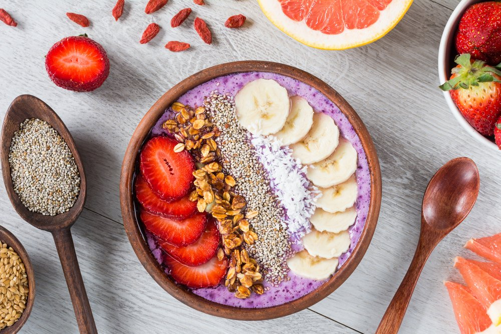 How to Build a Smoothie or Smoothie Bowl