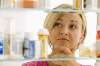 medicine and better skin