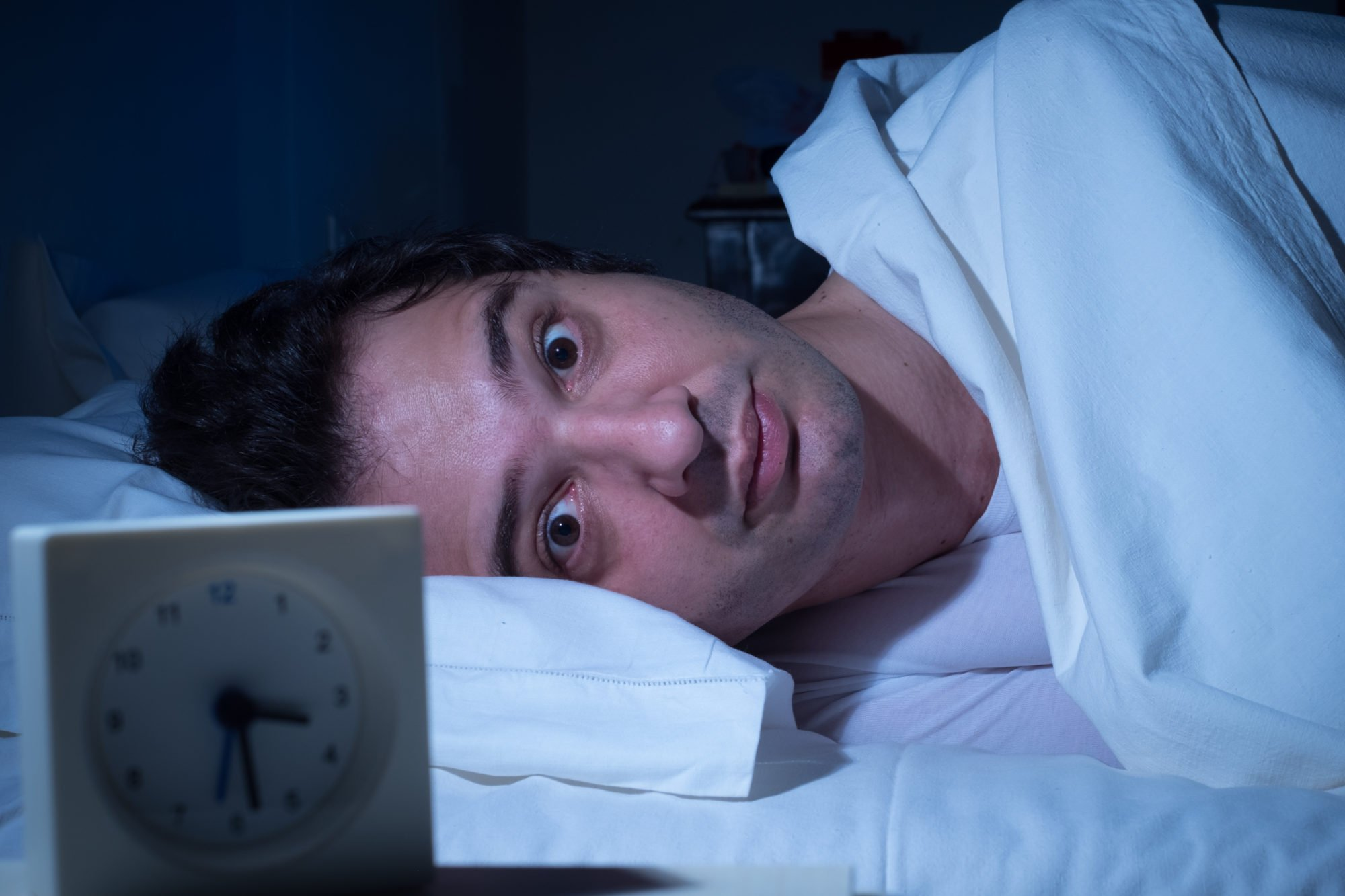 Chronic pain keeping you awake at night? Try this.