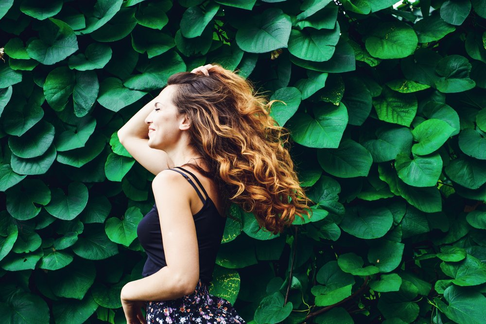 Make Your Own Hair & Scalp Massage Stimulator Oil