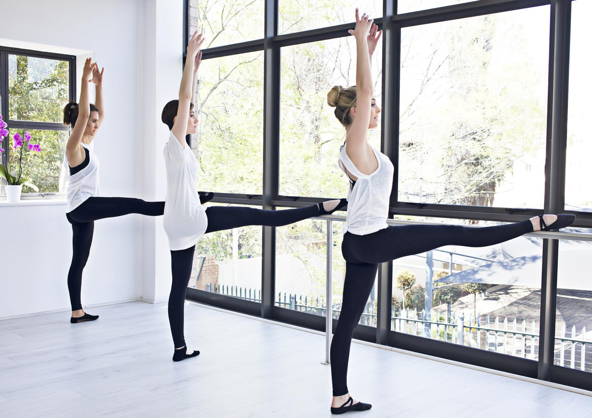 This Is Why Barre Fitness Should Be Part Of Your Anti-Aging Regime