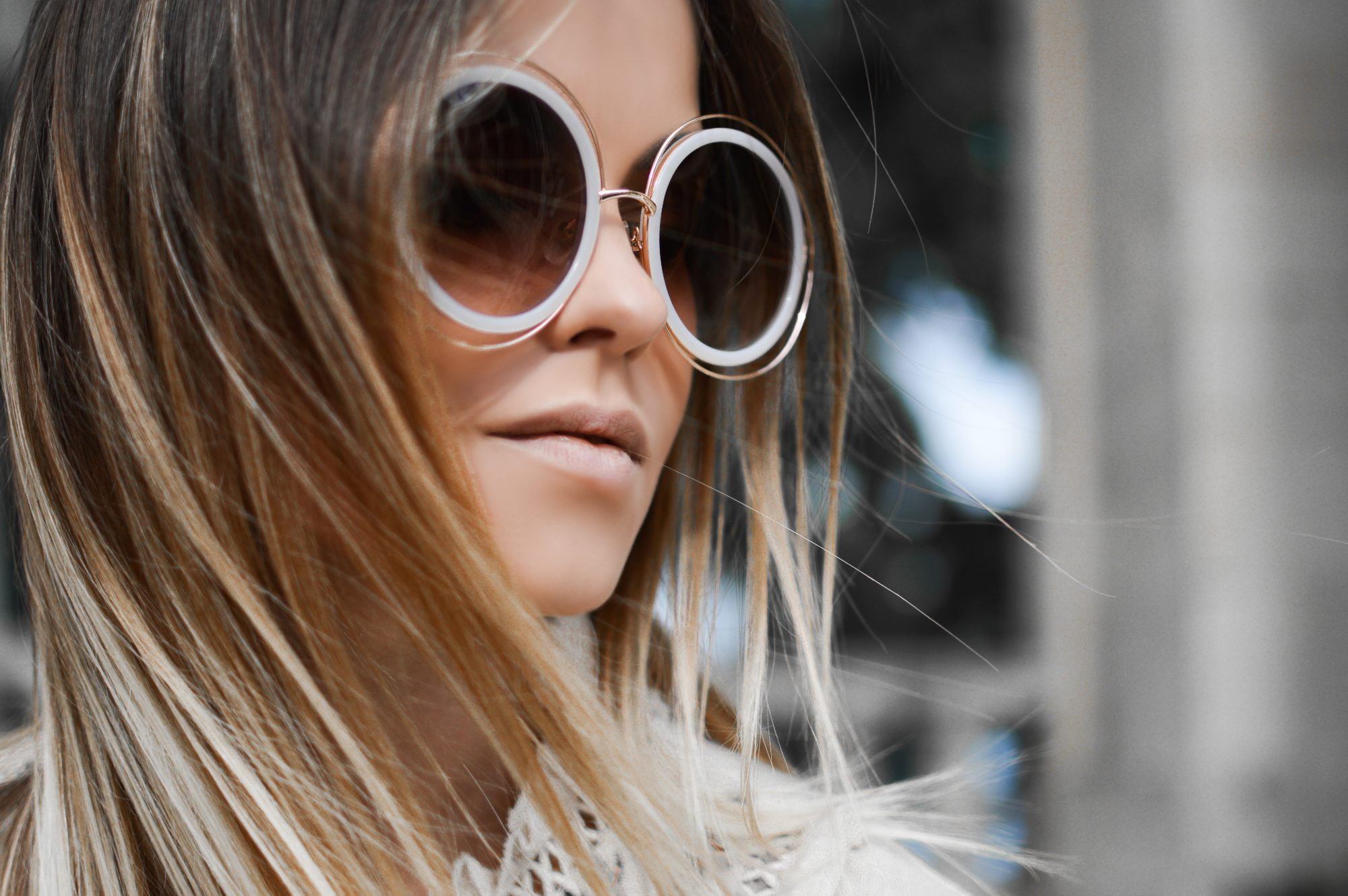 Why You Should Still Wear Sunglasses In Winter
