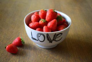 strawberries [longevity live]