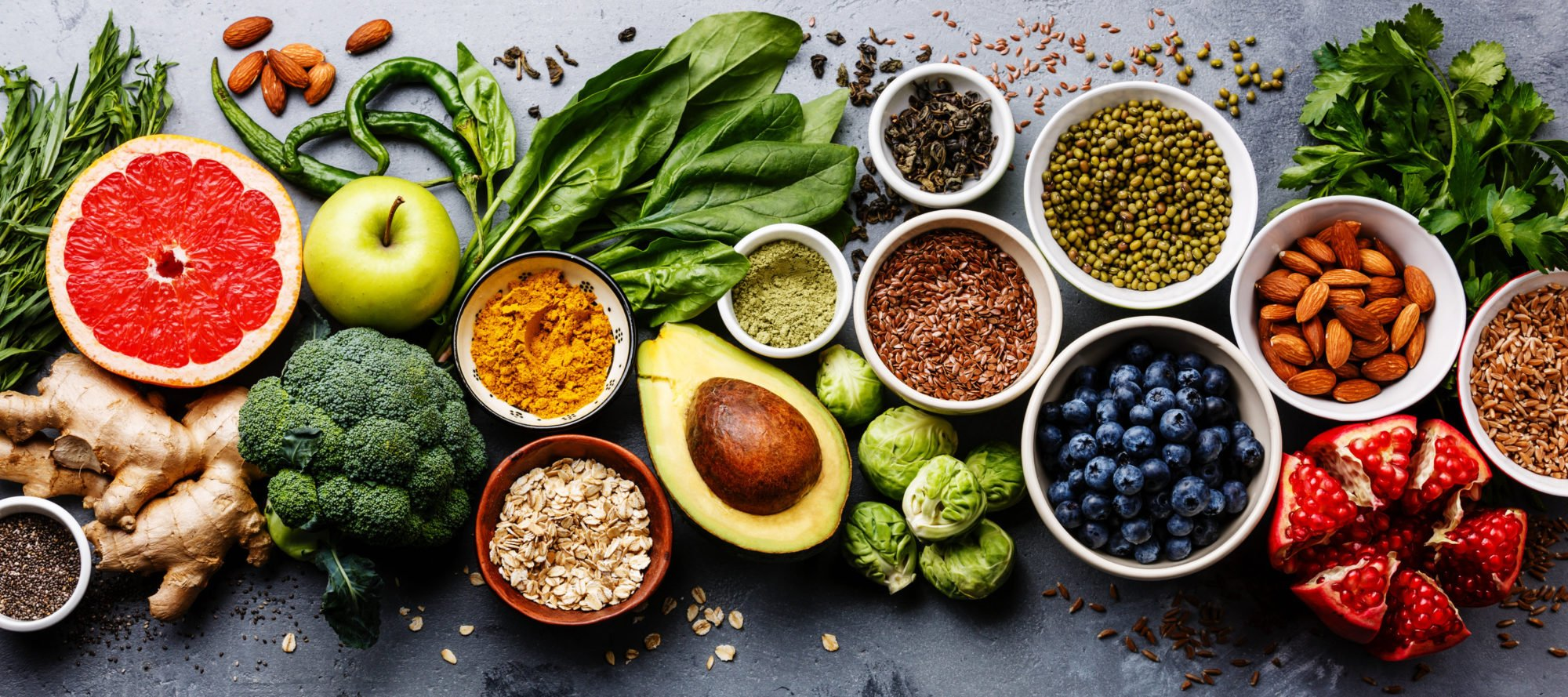Superfoods: What are They and Could They Aid in Longevity