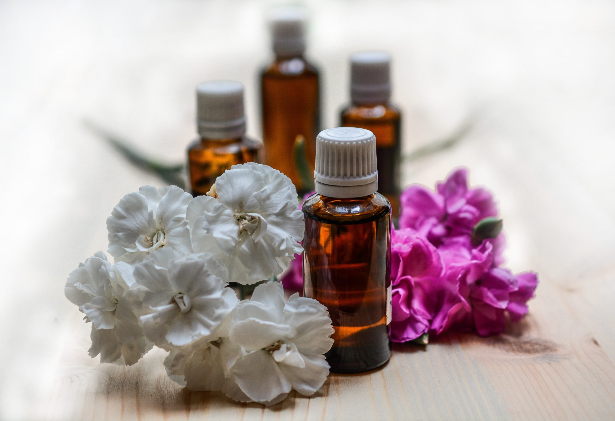 4 Essential Oils To Alleviate Menopausal Symptoms
