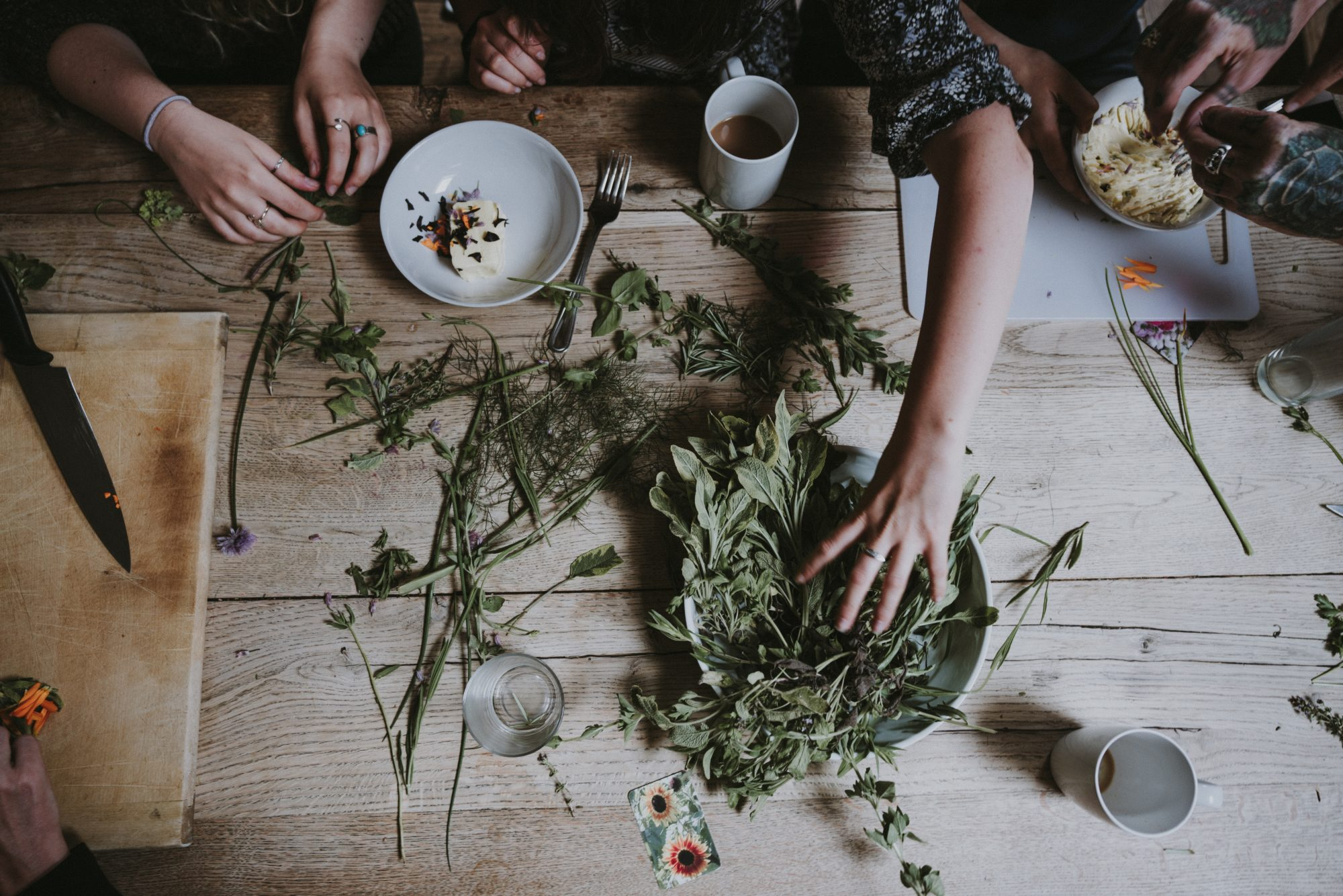 Adaptogens: Stress-Relieving Herbs For Your Health