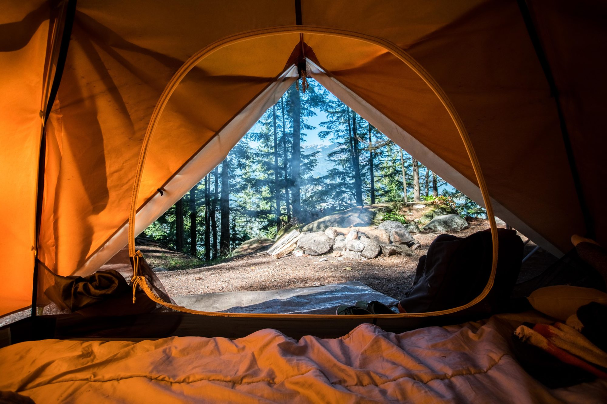 Essential Tips for Camping With a Toddler