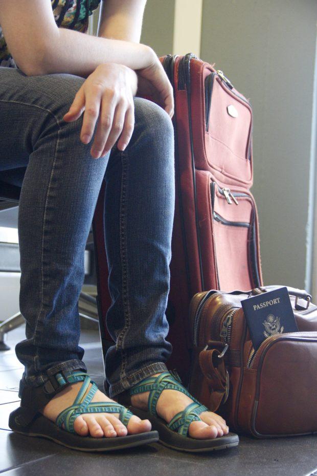 luggage   Longevity LIVE