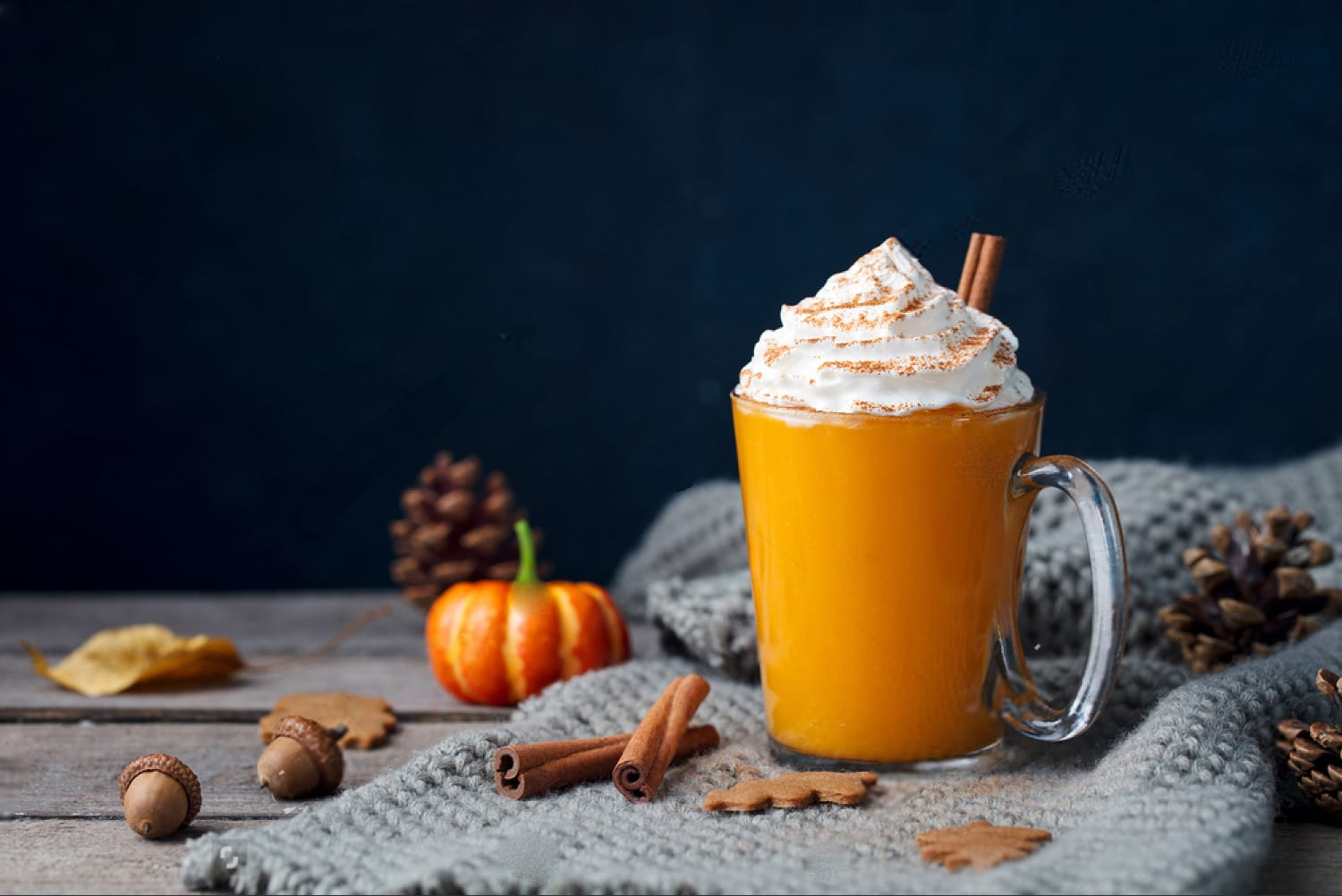 It May Be A Fall Favorite, But Here's Why You Need To Stop Drinking Pumpkin Spiced Lattes