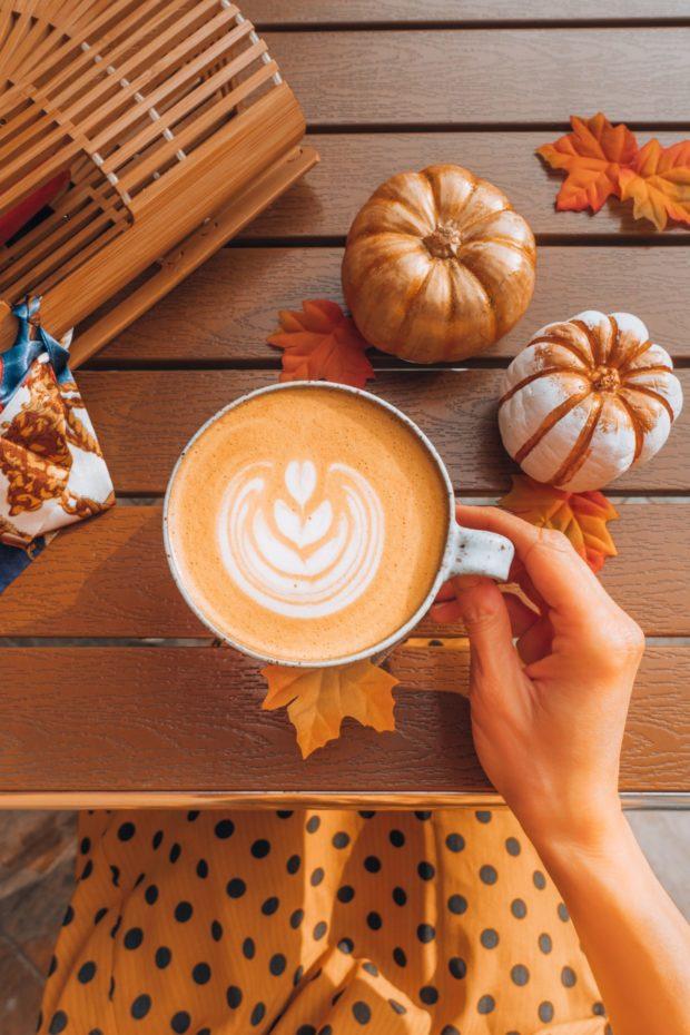 pumpkin spiced latte | Longevity LIVE