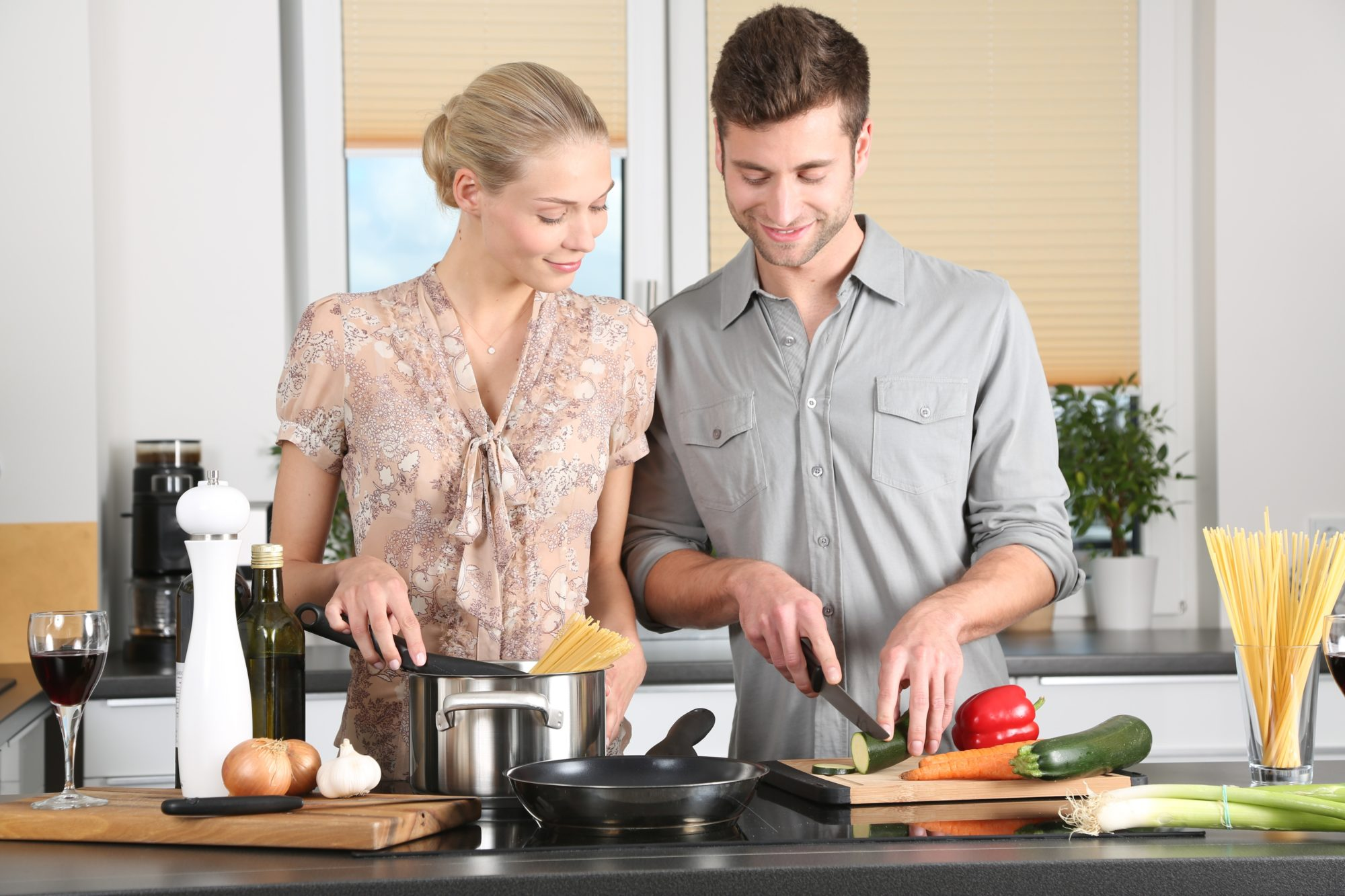 Cook At Home But First, Slow Down When Eating
