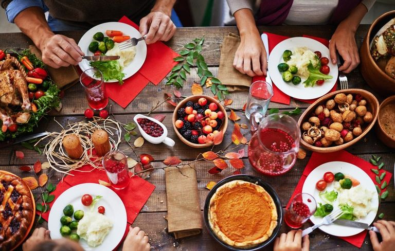 Here's How To Succeed At A Plant-Based Thanksgiving This Year