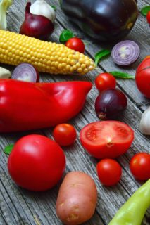 fruits and veggies seasonal produce [longevity live]