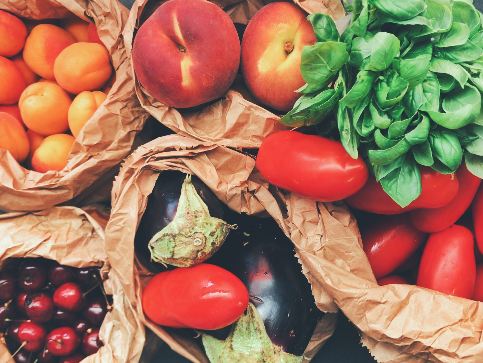 Why Fruits And Vegetables In Season Are A Better Choice