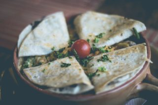 cook cheesy quesadilla [longevity live]