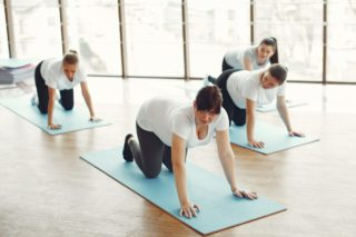 stay active with yoga during lockdown [longevity live]
