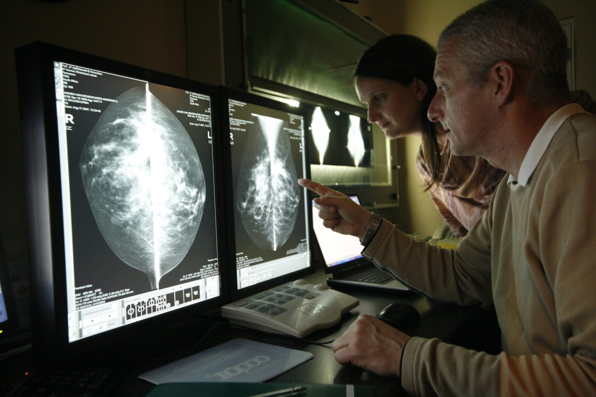Your Breast Implants And Mammograms: Are They Making It Less Effective?