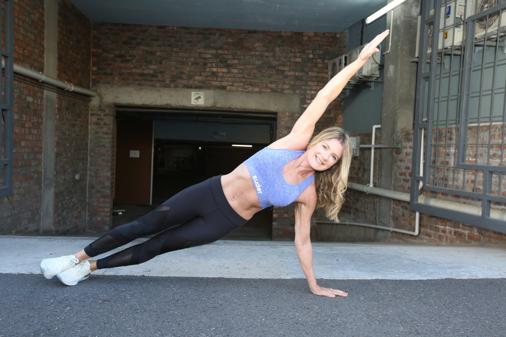 Wake Up and Show Up With Jenni Rivett : A Healthy & Happy Body In Lockdown