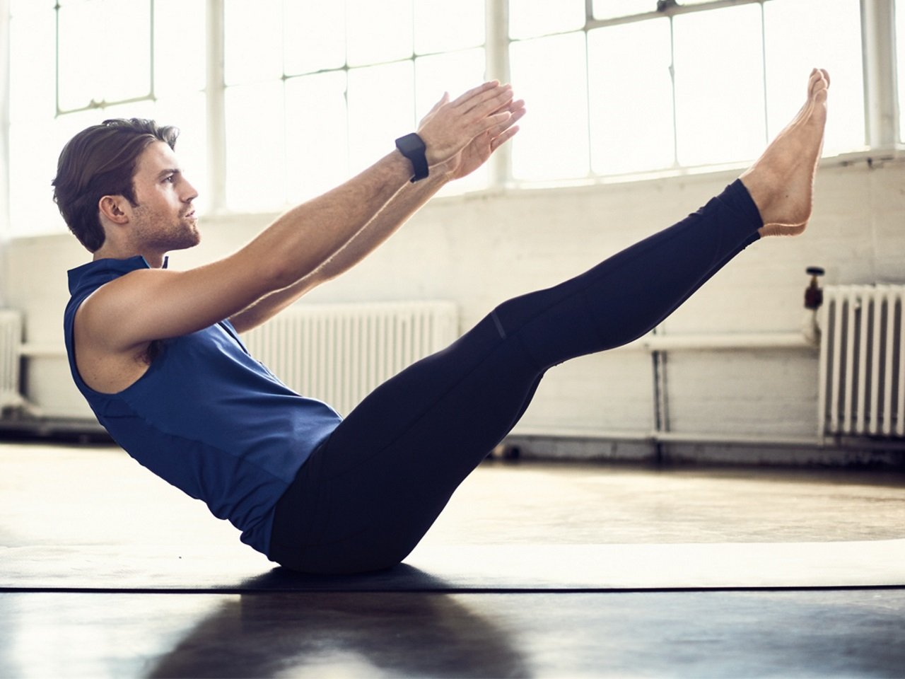 Why Pilates Is One Of The Best Anti-Aging Exercises