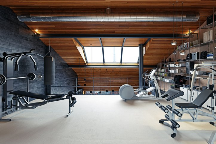 Now Is The Time To Build Your Own Home Gym, Here's How