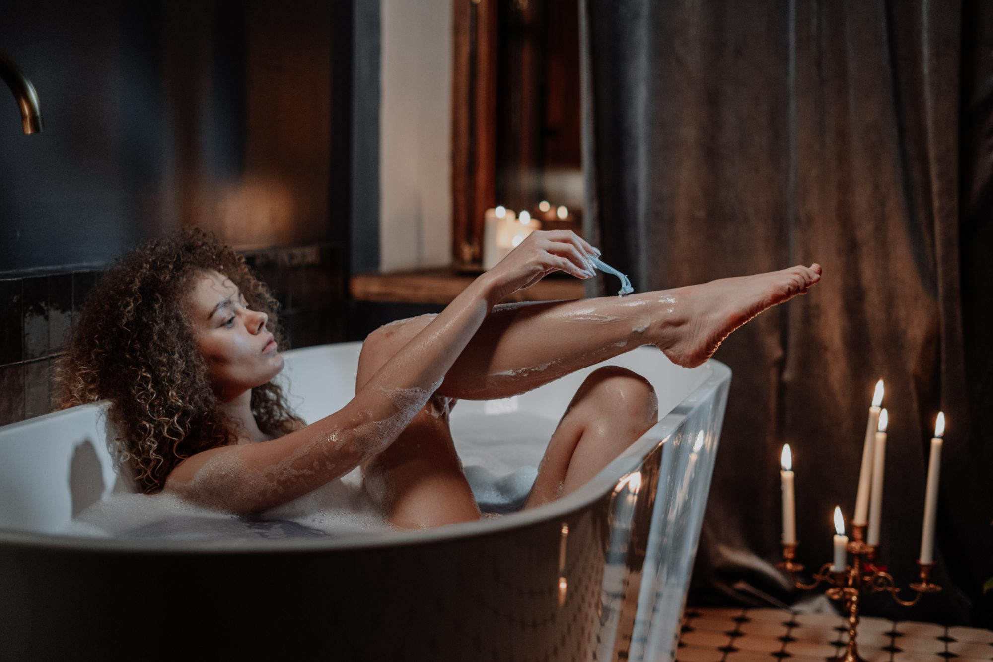 Spa Days. We Miss You! Create One In Your Own Tub