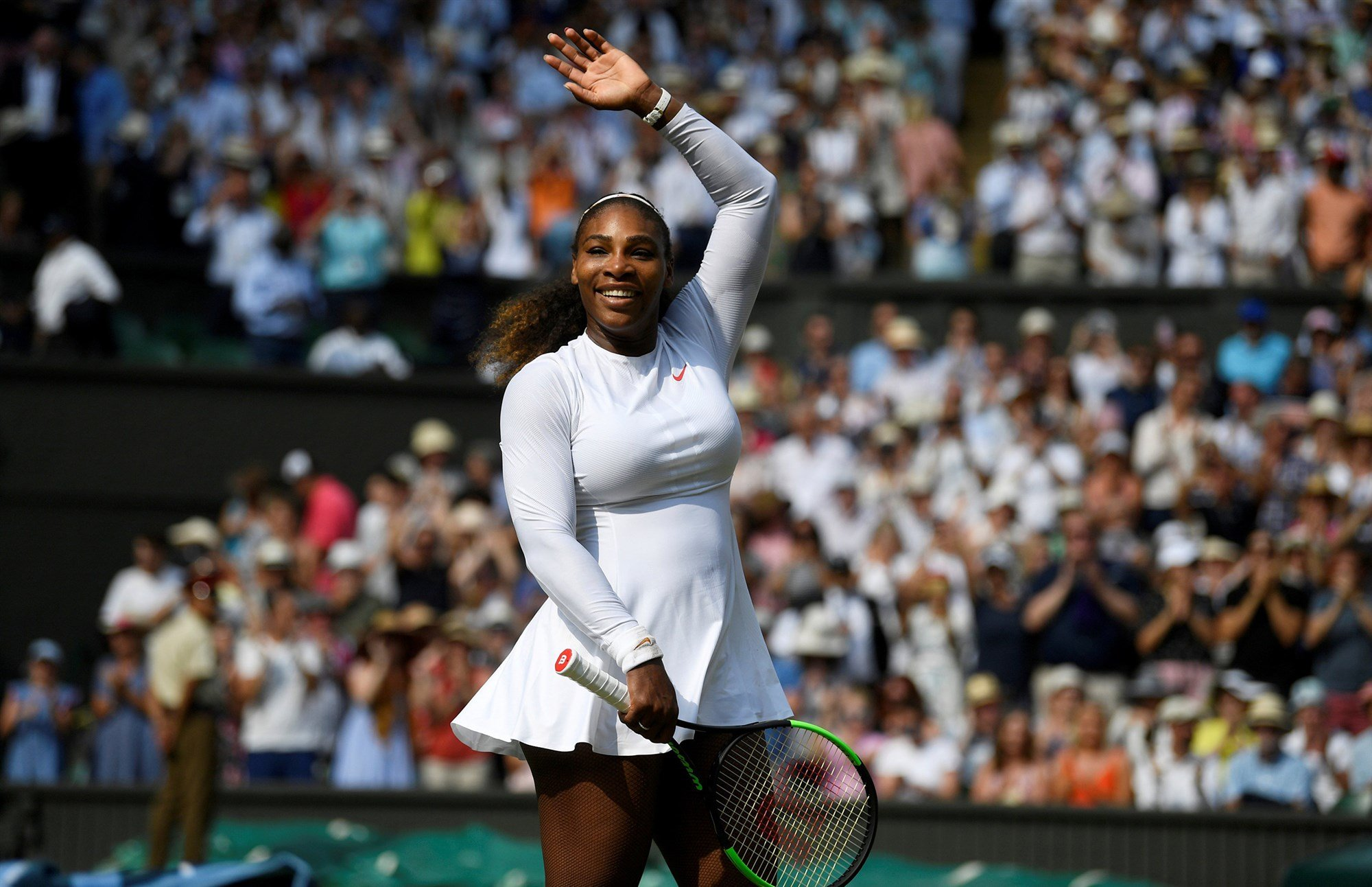 Serena Williams: How The Tennis Legend Stays Healthy