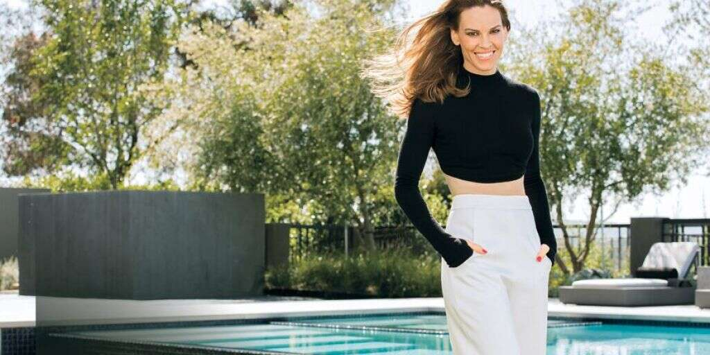 Make Time For Yourself, Says Celebrity Hilary Swank