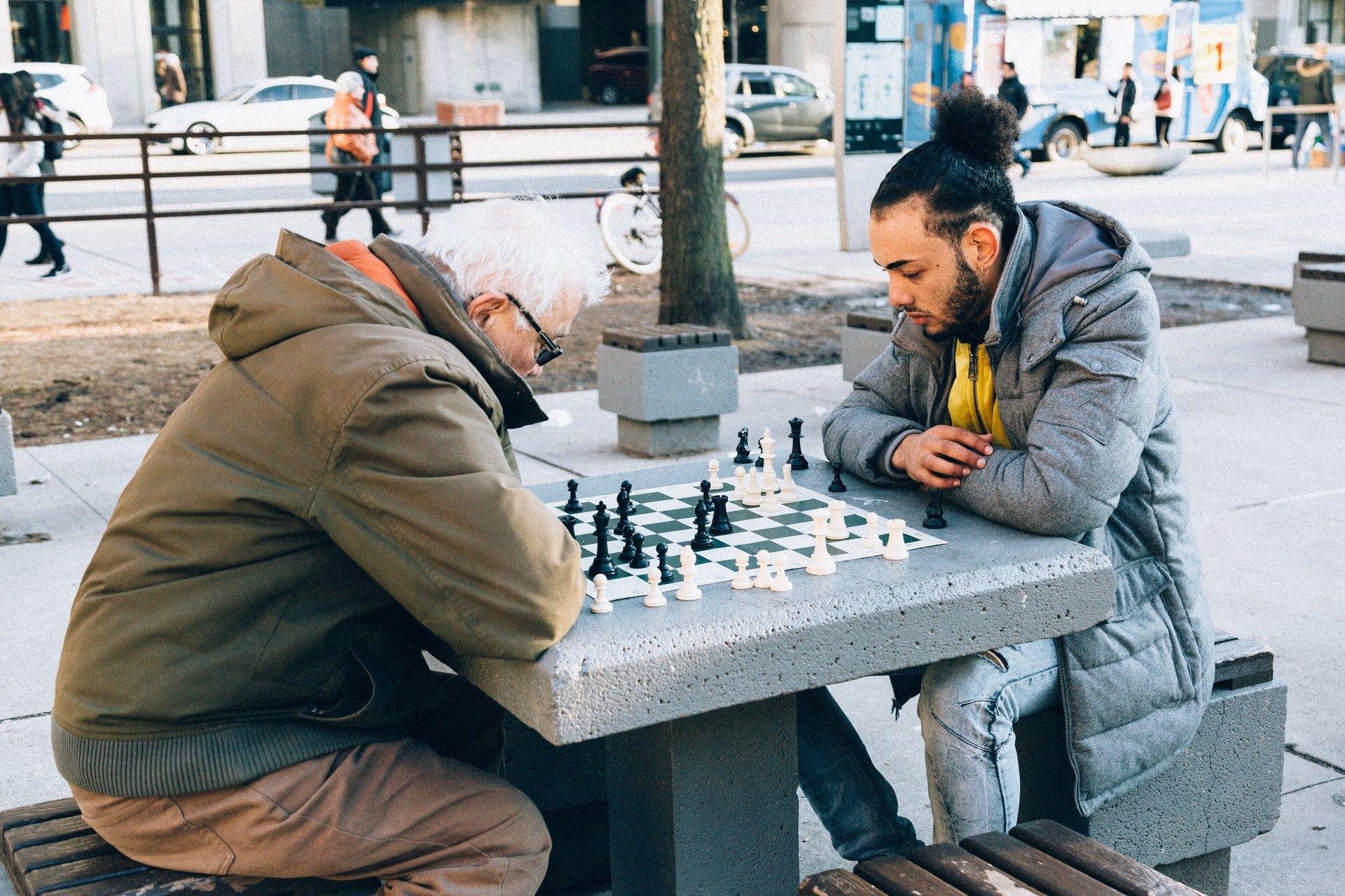 chess | Longevity LIVE