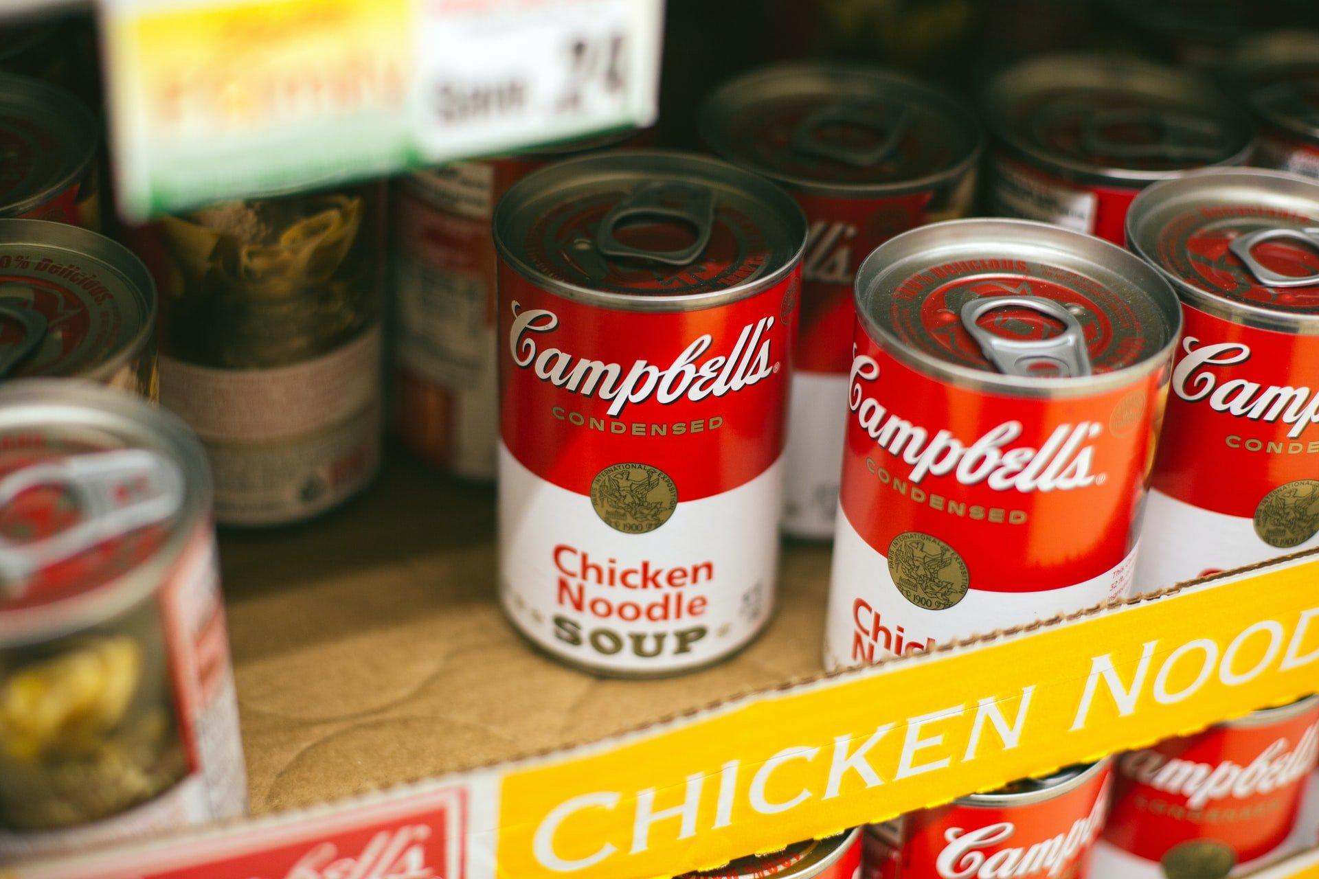 canned foods | Longevity LIVE