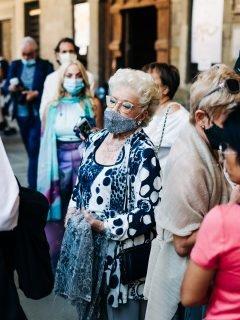 old woman | Longevity LIVE