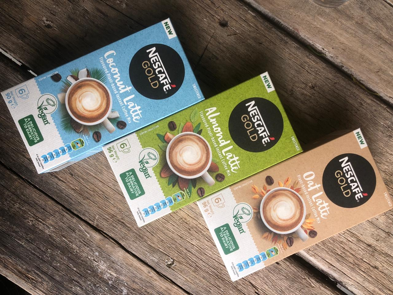 Sip On South Africa's First Plant-Based Lattes from NESCAFÉ