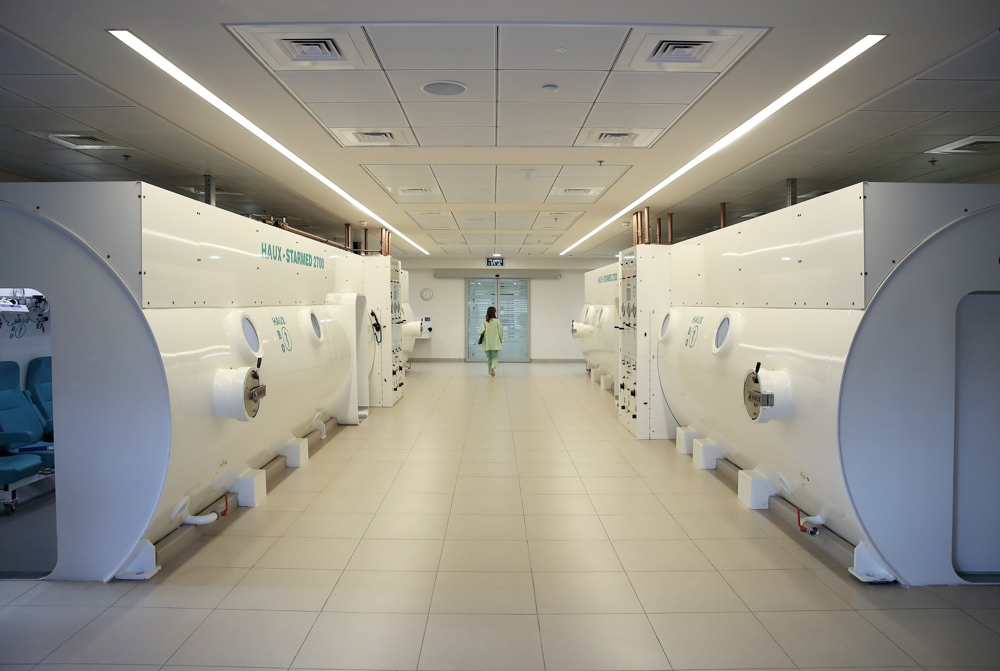 Hyperbaric Oxygen Therapy: First Human Study Shows Reversal in Biology of Aging