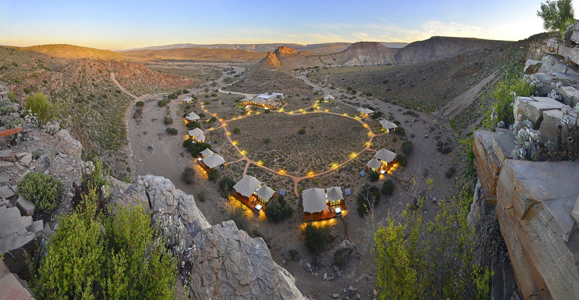 Sanbona Luxury Dwyka Tented Lodge Offers Special Black Friday Safari Deal