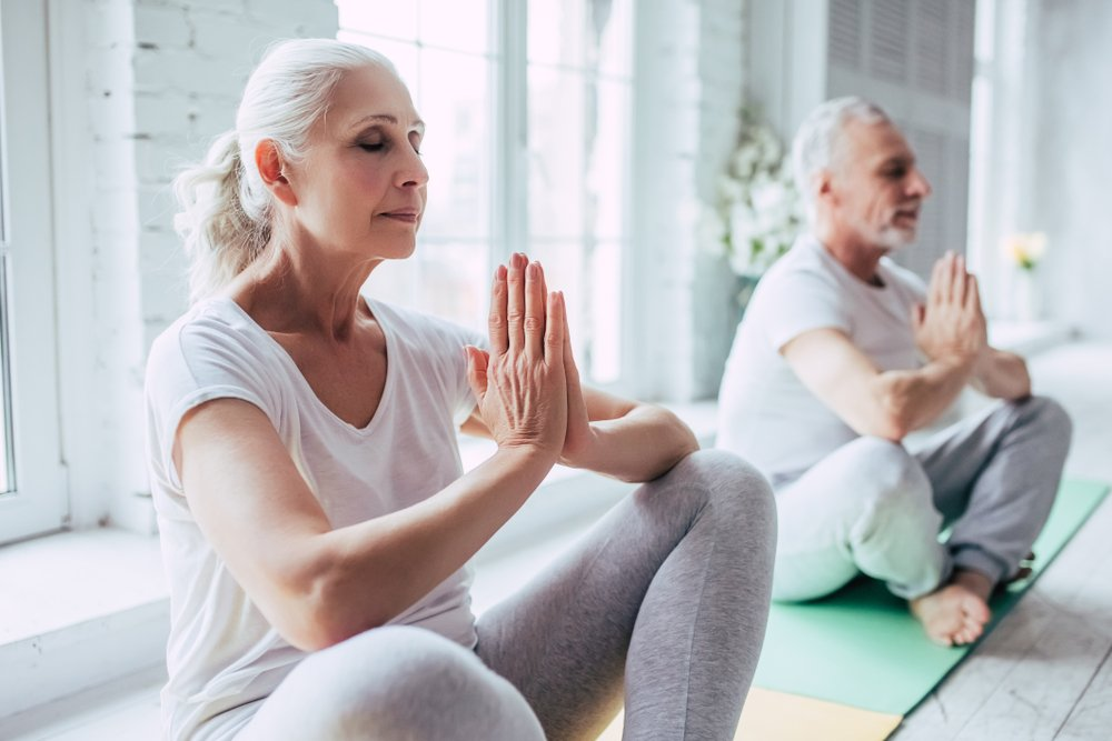 Seven Ways That Yoga Helps Us As We Age