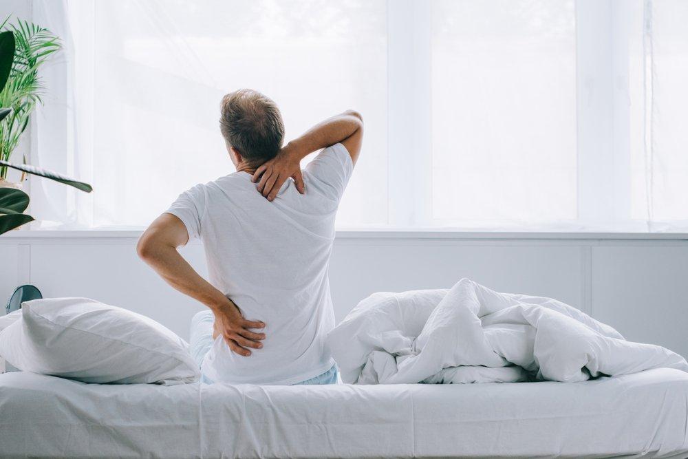 back pain | Longevity LIVE