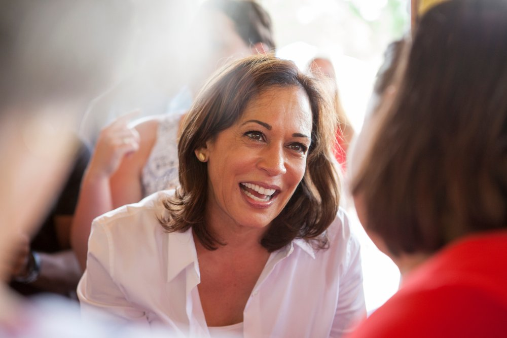 Kamala Harris: How The United States Vice-President Elect Uses Exercise To Maintain a Work-Life Balance
