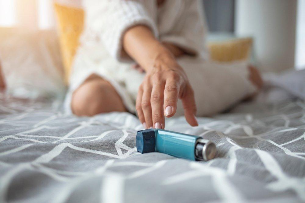 asthma   Longevity LIVE