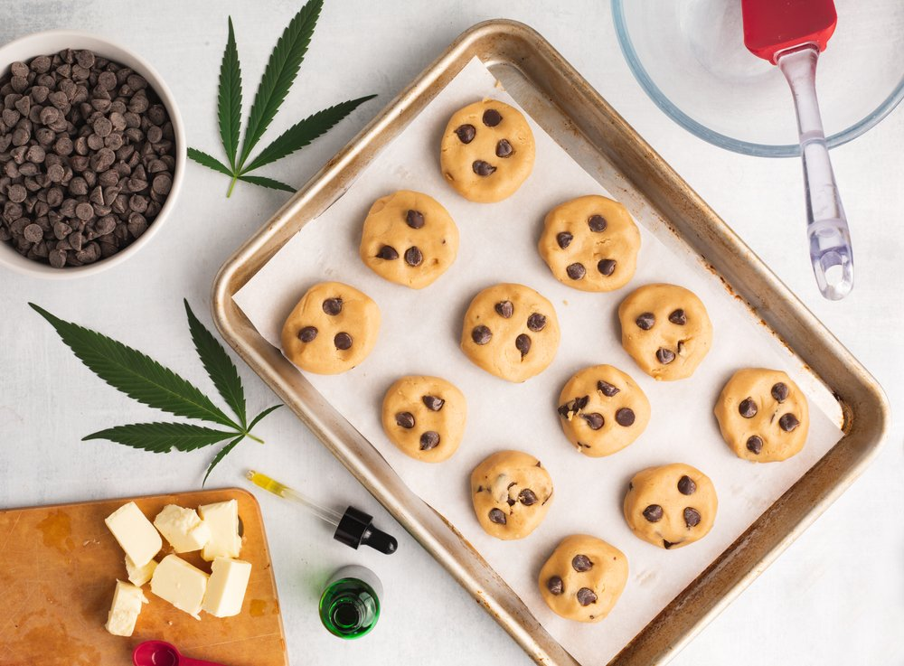 cannabis cooking | Longevity LIVE