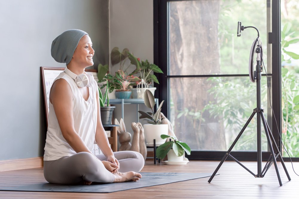 Tips for Practicing Yoga From Home During COVID-19