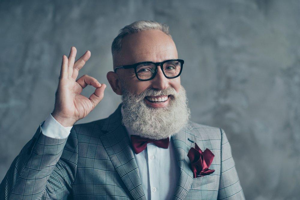 moustache | Longevity LIVE
