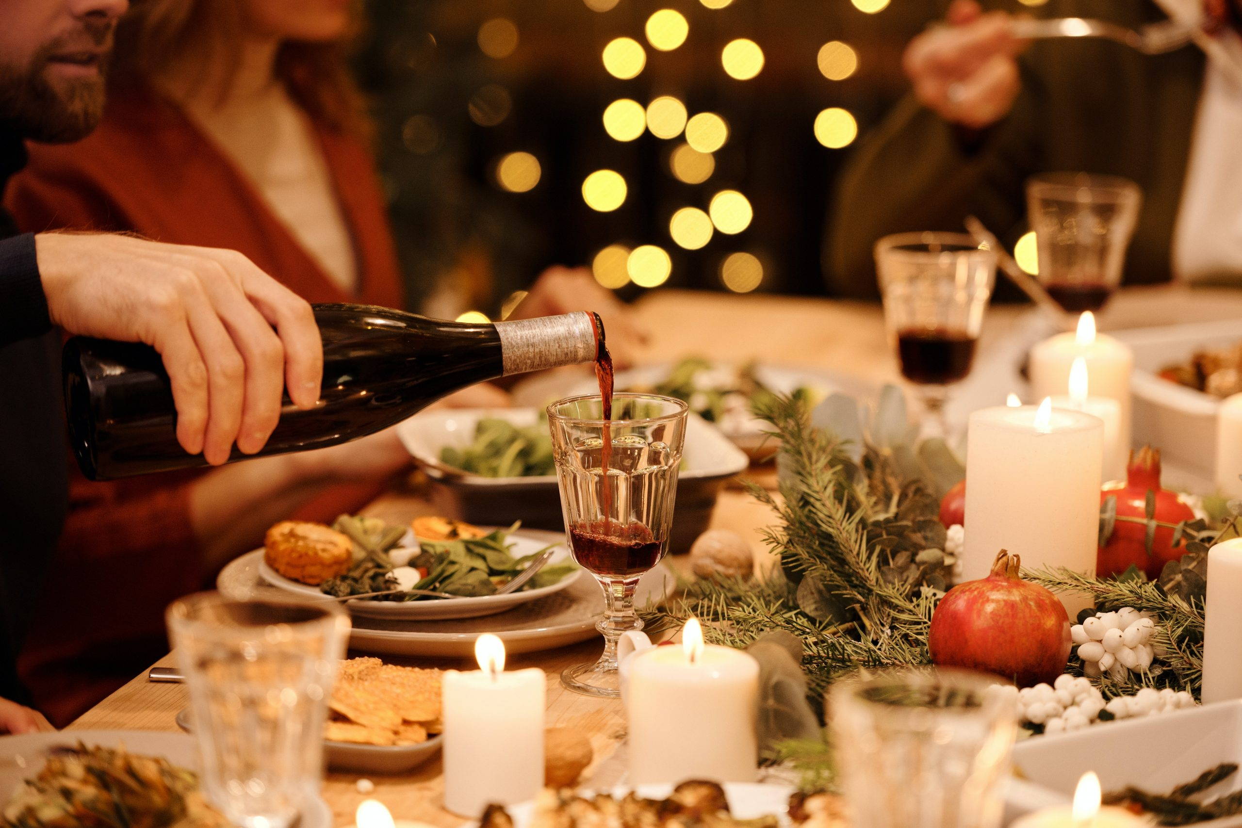 Could red wine be a better choice this festive season?